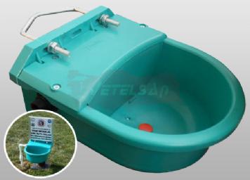 Özellikle yaz aylarinda sokak köpeklerinin su ihtiyaçlarini karsilamak için üretilmistir.